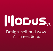 Modus VR: Design, sell, and wow. All in real time.